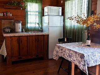 Kitchenette and dining area