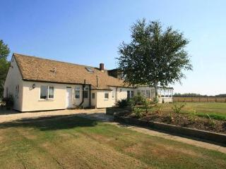 The Clealings, Cotswolds, surrounded by fields nr Burford, Witney