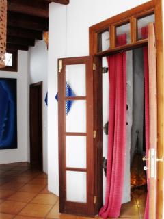 corridor - entrance living-room