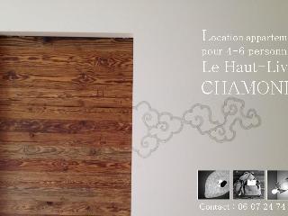 HAUT-LIVIA, Chamonix