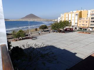 Apartamento frente a la playa grande de el Medano, El Medano