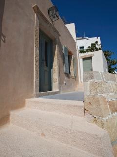 Exterior View - Main House