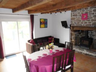 Lounge  of the gite Magnolias
