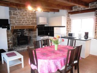 Kitchen of the gite Magnolia