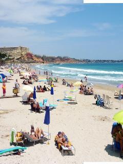 Los Narejos Beach