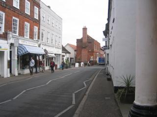 Manningtree High street
