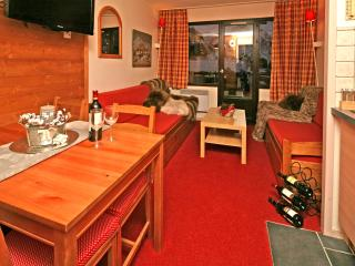 Comfortably accommodates four people - perfect for a family