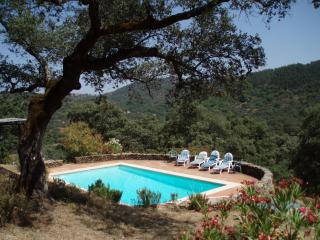 Finca el Montiño, private pool