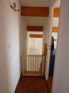 Escalier protégé