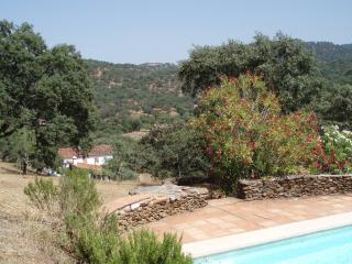 Finca el Montiño, private pool