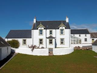 High Clachan Farmhouse, Kirkcolm