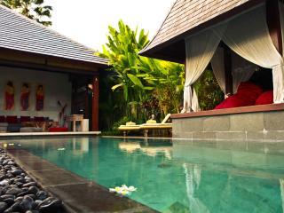 Villa Boleh; Swimming pool