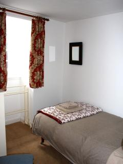 Single bedroom ground floor