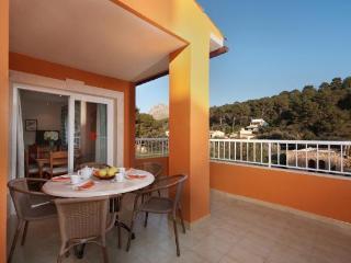 Cala San Vicente pool apt 524