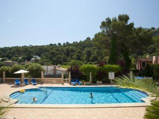 Cala San Vicente pool apt 535