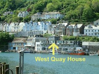 West Quay House 3, Looe