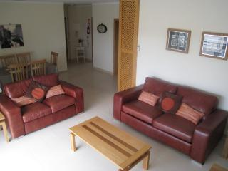 Large lounge and dining area