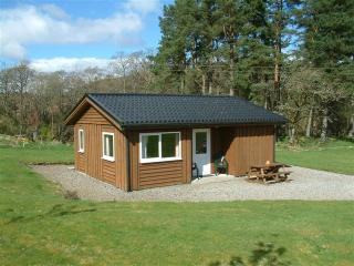 2 bedroom chalet - dog free, Taynuilt