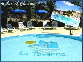 Residence La Taverna apartment, Capo Vaticano