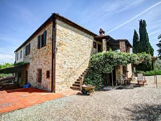 Casa Sparviero A, San Donato in Poggio