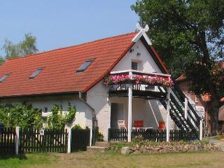 Casa / 2 o 4 personas cerca Hamburgo en el campo