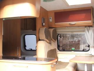 Camping-car fourgon aménagé, Saint-Rambert-en-Bugey