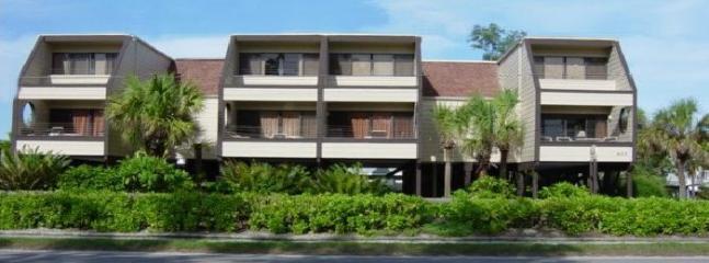Beach apartment on Anna Maria island Florida