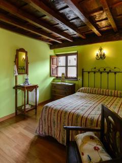 Habitacion matrimonial casa El Coto