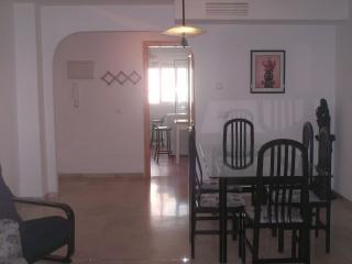 Apto. de 2 dormitorios en Garrucha. Res. Pinomar.