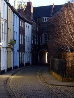 Historic Prince Street