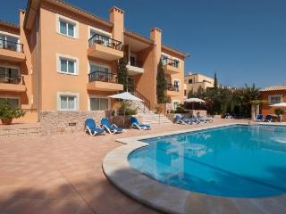Cala San Vicente pool apt 529