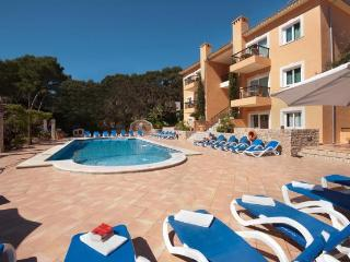 Cala San Vicente pool apt 538