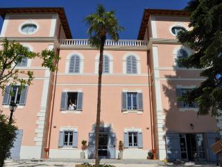 Villa etra, Valmontone