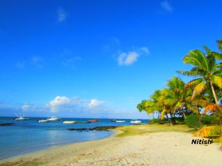 Mauritius Villa for fun holidays - Hot Sun, Grand Gaube