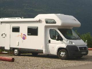 Motorhome Hire, Dunfermline