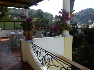 Dream Home With Stunning Sea Views In Capri