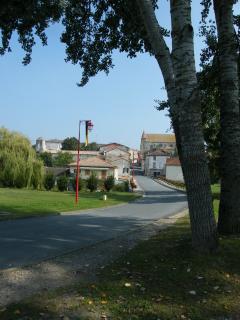 Village Lauzun 10 mins walk.
