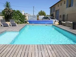 St Pons France holiday villa, Pezenas
