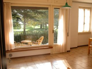 Residence Geranio - balcony with lake view