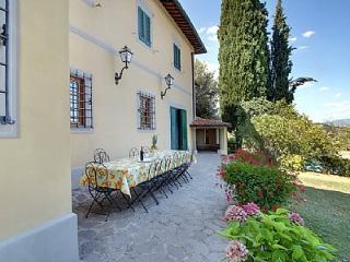 4 bedroom Villa in Figline Valdarno, Tuscany, Italy : ref 5229105