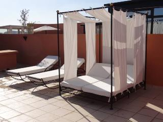 100 m2 private Roof Terrace, Marrakech