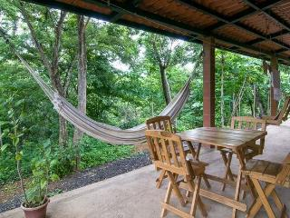 Jungle Cabana at Eco-Rancho Cecilia Playa Maderas