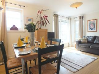 Old Town Holyrood  Apt 2 bed apt /parking / wfi, Edimburgo