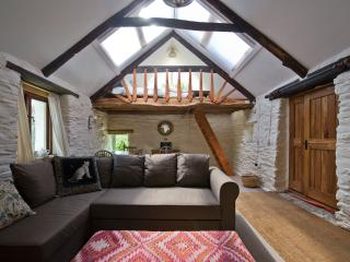 Felindyrch mill studio rural stone barn conversion, Mynachlogddu