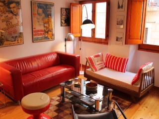 DISEÑO y VINTAGE STUDIO III-Old Town, Girona