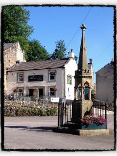 The Fountain and Tea Rooms - next door