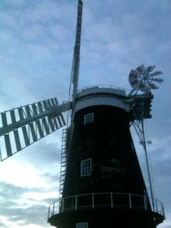 Suffolk has more Windmills per square mile than Holland , some are well kept , others are derelict.