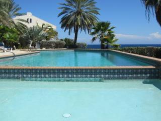 The Curacao Ocean Resort community pool