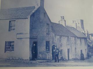 Auld Shop Cottage c1900