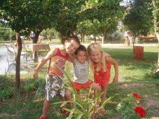 le jardin de temeni, Aigio